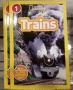 National Geographic Kids Trains
